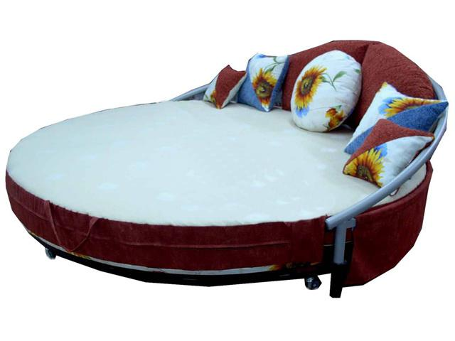 фантазия круглый диван кровать интернет магазин мебели